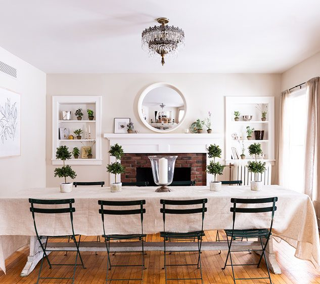 Farmhouse Dining Room