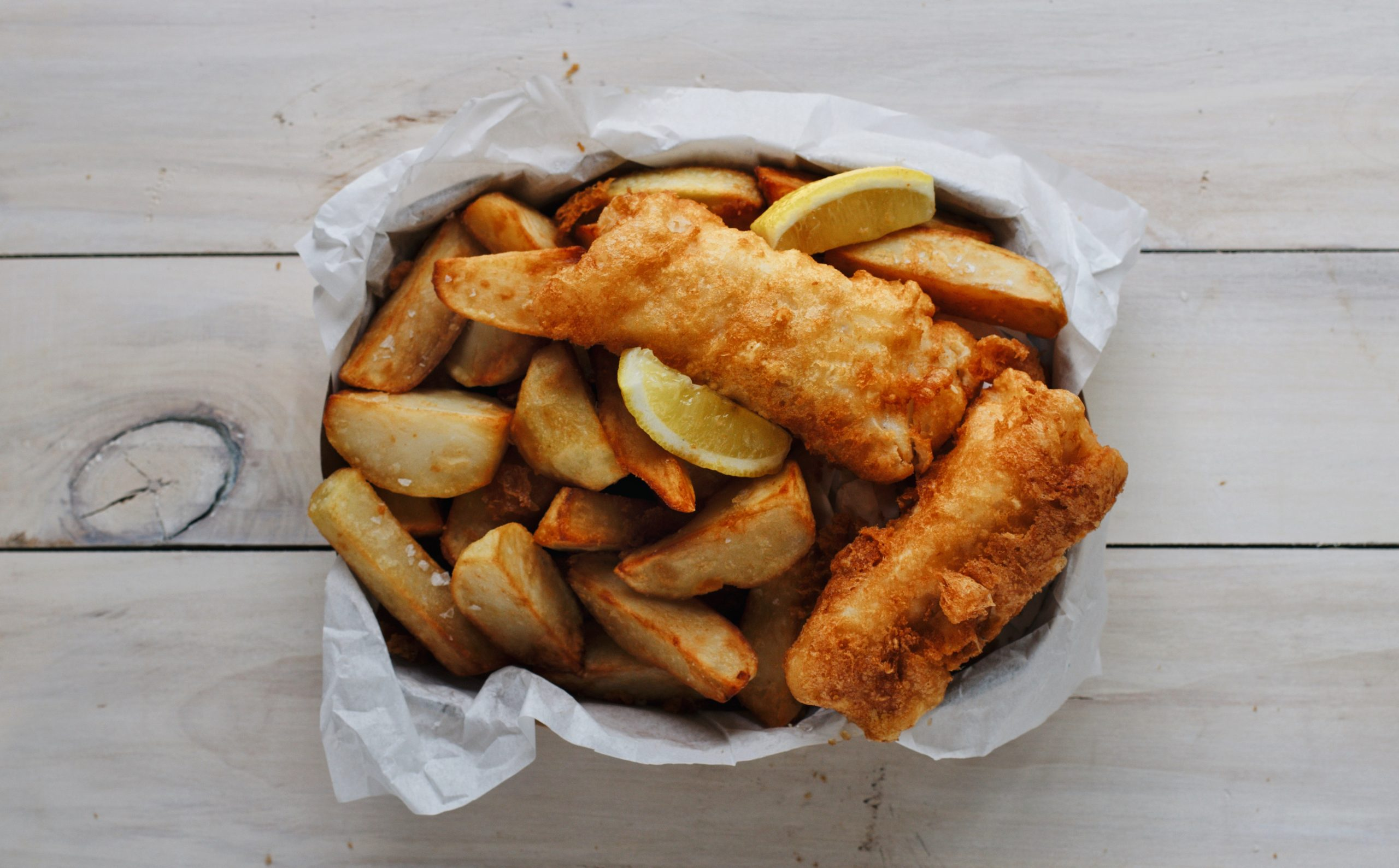 Fish & Chips Recipe